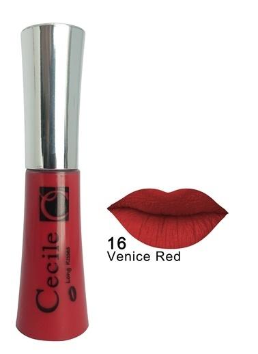 Cecile Long Kisses Lipgloss  16 Renkli
